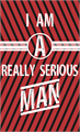 Illustration of font Serious Man
