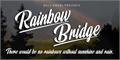 Illustration of font Rainbow Bridge Personal Use