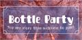 Illustration of font Bottle Party DEMO