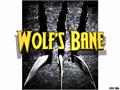 Illustration of font Wolf's Bane II