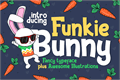 Illustration of font Funky Bunny