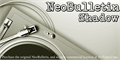 Illustration of font NeoBulletin Limited Shadow