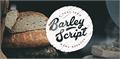 Illustration of font Barley Script PERSONAL USE