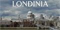 Illustration of font Londinia Medium