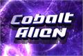 Illustration of font Cobalt Alien