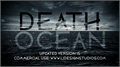 Illustration of font DEATH OCEAN