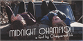 Illustration of font Midnight Champion
