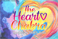 Illustration of font The Heart Chakra