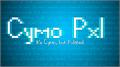 Illustration of font CymoPxl