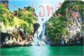 Illustration of font tailandia