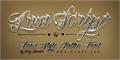 Illustration of font Lina Script Demo
