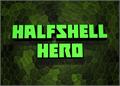 Illustration of font Halfshell Hero