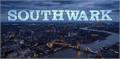 Illustration of font DK Southwark