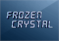Illustration of font Frozen Crystal