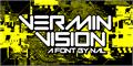 Illustration of font Vermin Vision