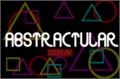 Illustration of font Abstracular-Fat