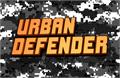 Illustration of font Urban Defender