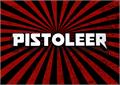 Illustration of font Pistoleer