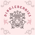Illustration of font Dingleberries