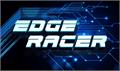 Illustration of font Edge Racer