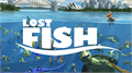 Illustration of font Lost Fish