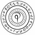 Illustration of font Nakaryon's Gifts