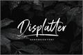 Illustration of font Displatter