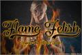 Illustration of font Flame Fetish