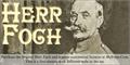 Illustration of font HerrFoch