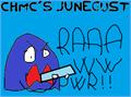 Illustration of font Junegust