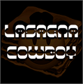Illustration of font Lasagna Cowboy