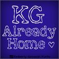 Illustration of font KG Already Home
