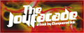 Illustration of font The Joy Facade