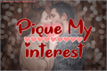 Illustration of font Pique My Interest