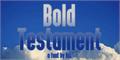 Illustration of font Bold Testament