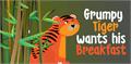 Illustration of font DK Grumpy Tiger