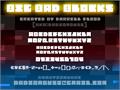 Illustration of font Big Bad Blocks