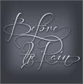 Illustration of font Before the Rain