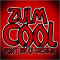 Illustration of font Zulm Cool