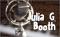 Illustration of font JuliaGBooth
