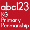 Illustration of font KG Primary Penmanship