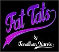 Illustration of font Fat Tats