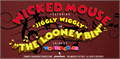 Illustration of font Wicked Mouse