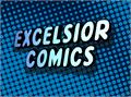 Illustration of font Excelsior Comics