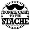 Illustration of font Movember