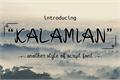Illustration of font Kalamian