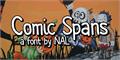 Illustration of font Comic Spans