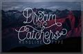 Illustration of font DreamCatchersDemo