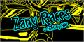 Illustration of font Zany Races