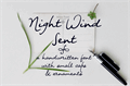 Illustration of font Night Wind Sent Sample